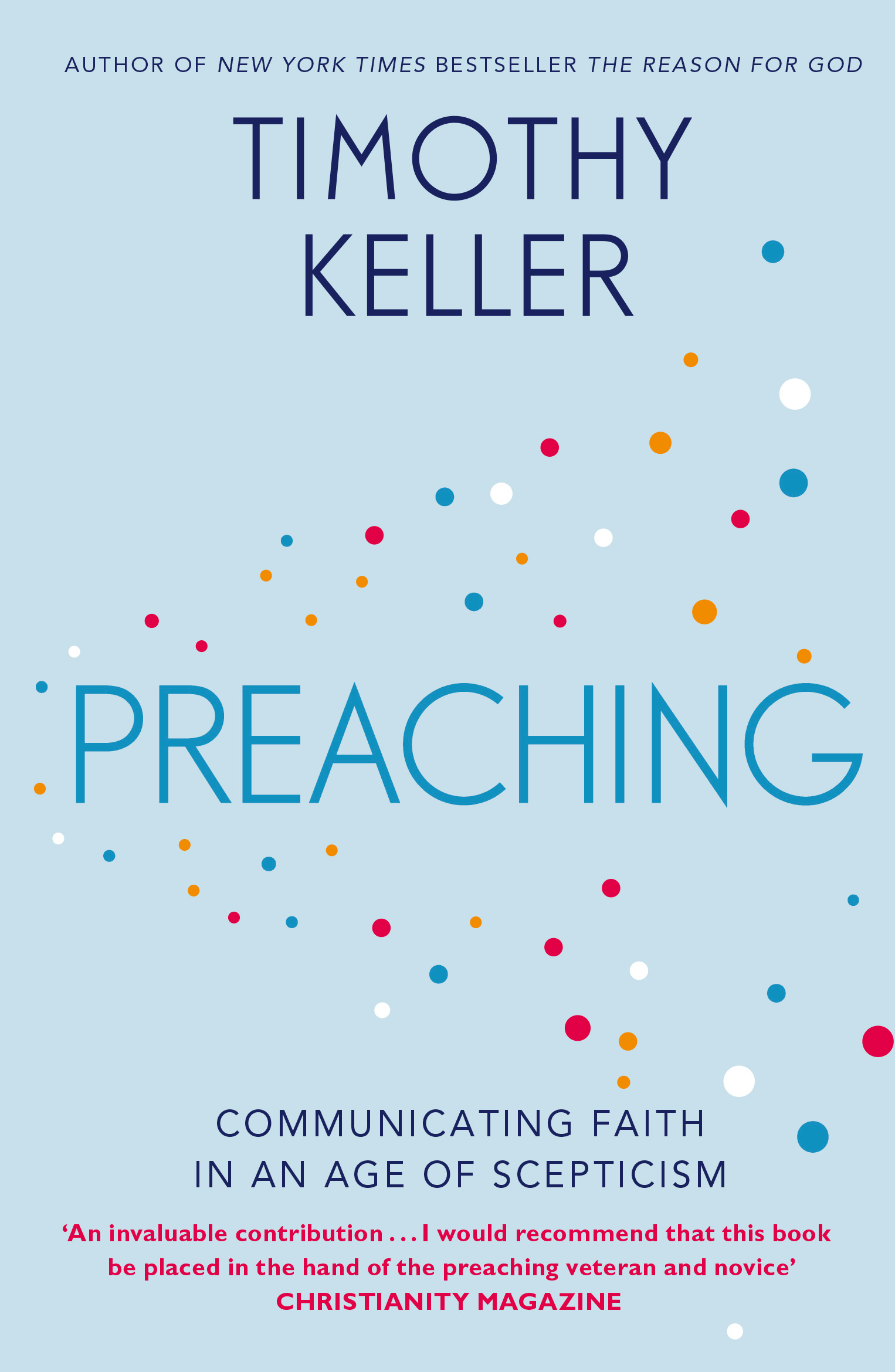 How To Preach Paperback By Timothy Keller Bible Stories