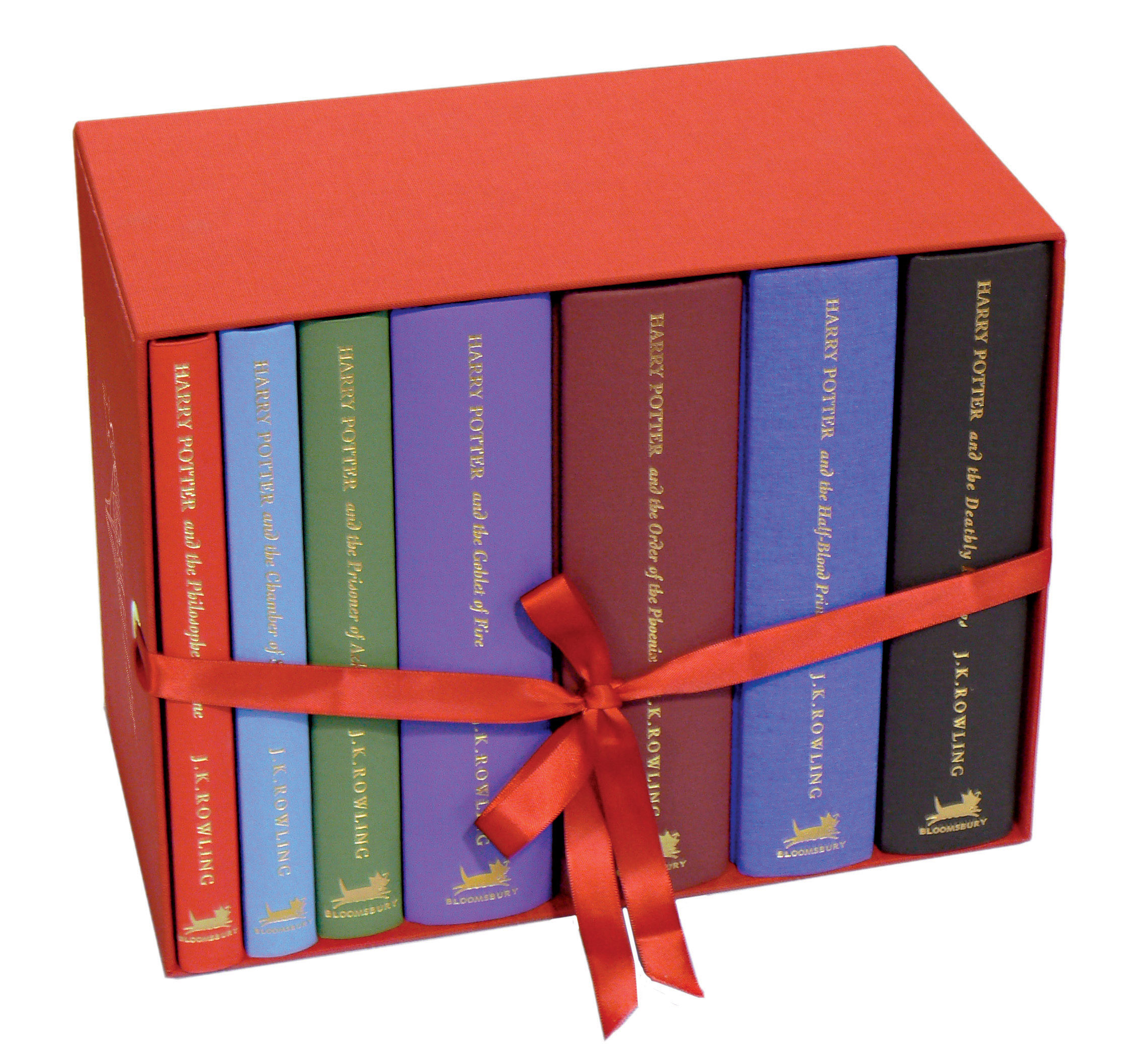 Harry Potter Special Edition Boxed Set x 7 by J.K. Rowling, ISBN: 9780747593683