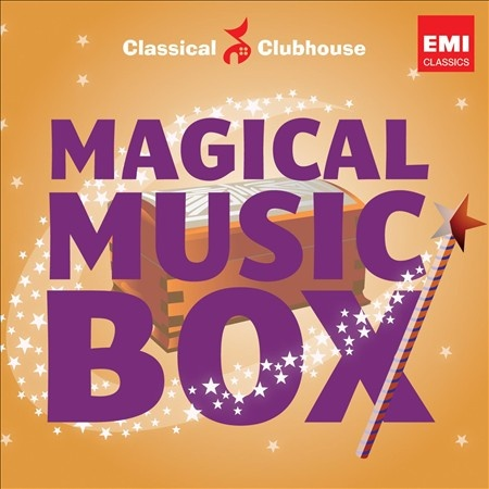 Magical Music Box by Unknown, ISBN: 5099995547725