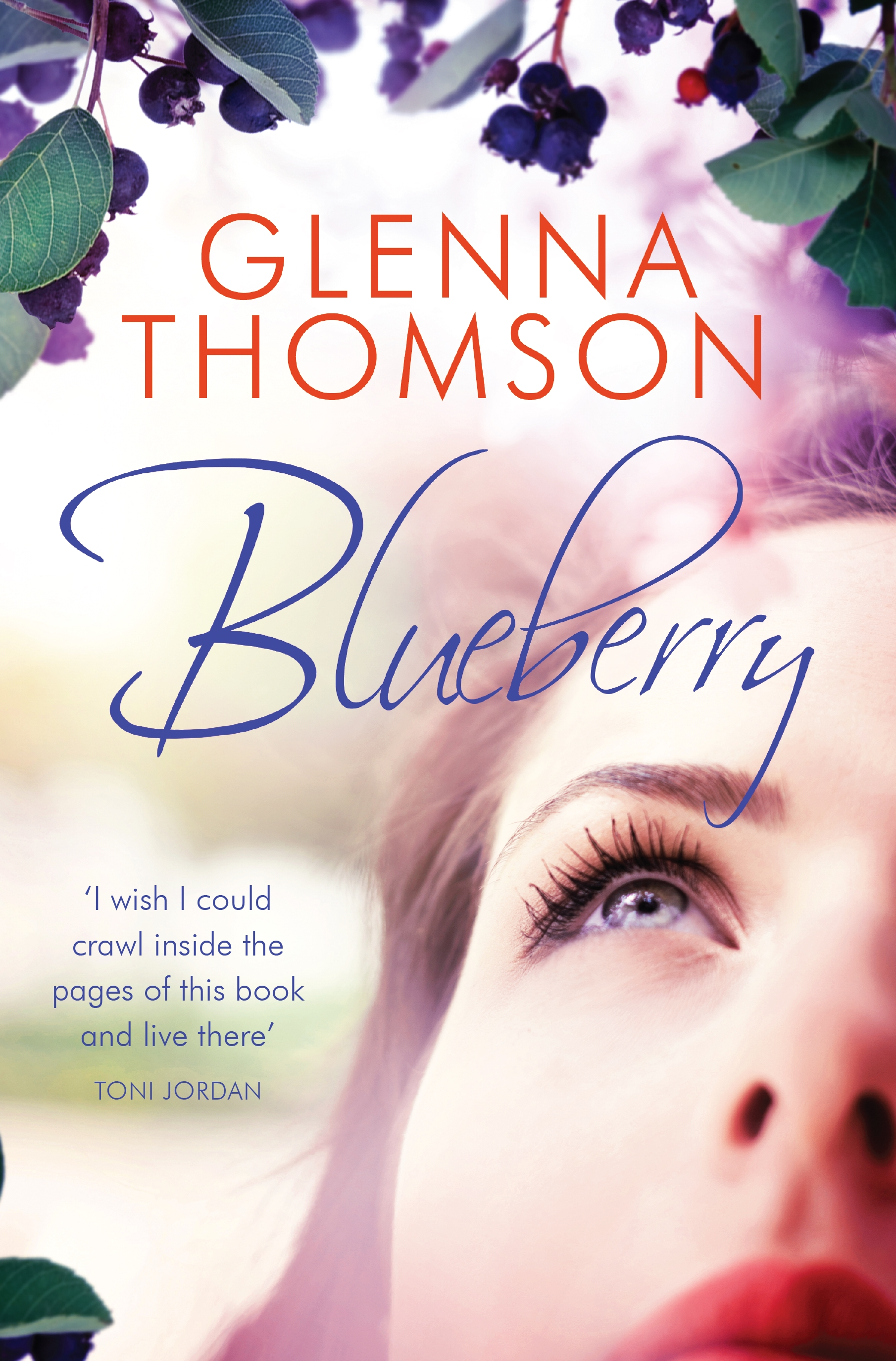 Blueberry by Glenna Thomson, ISBN: 9780143782032