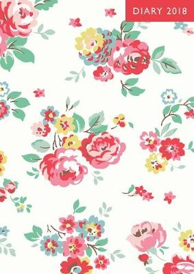 A6 2018 Diary - Wells RoseCath Kidston Stationery