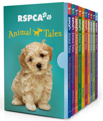 RSPCA - Animal Tales Book Set