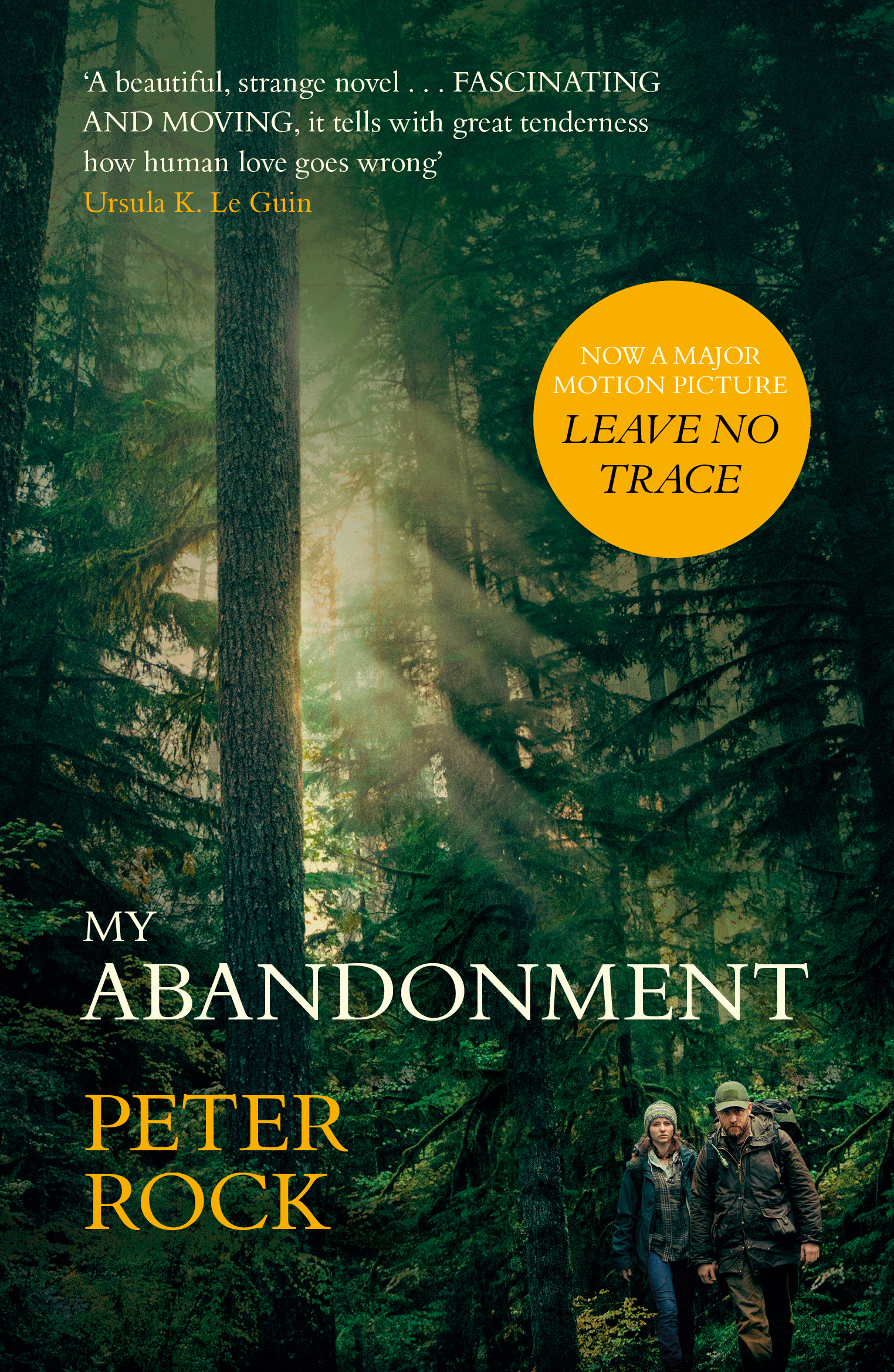 My Abandonment: Now a major movie, 'Leave No Trace'
