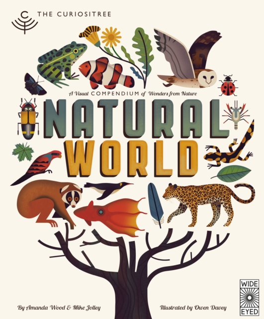 The Curiositree: Natural WorldA Visual Compendium of Wonders from Nature