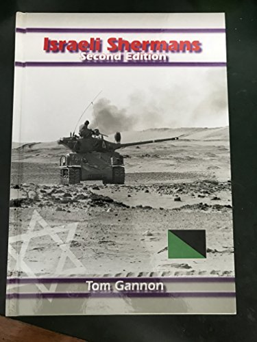 Israeli Shermans Second Edition