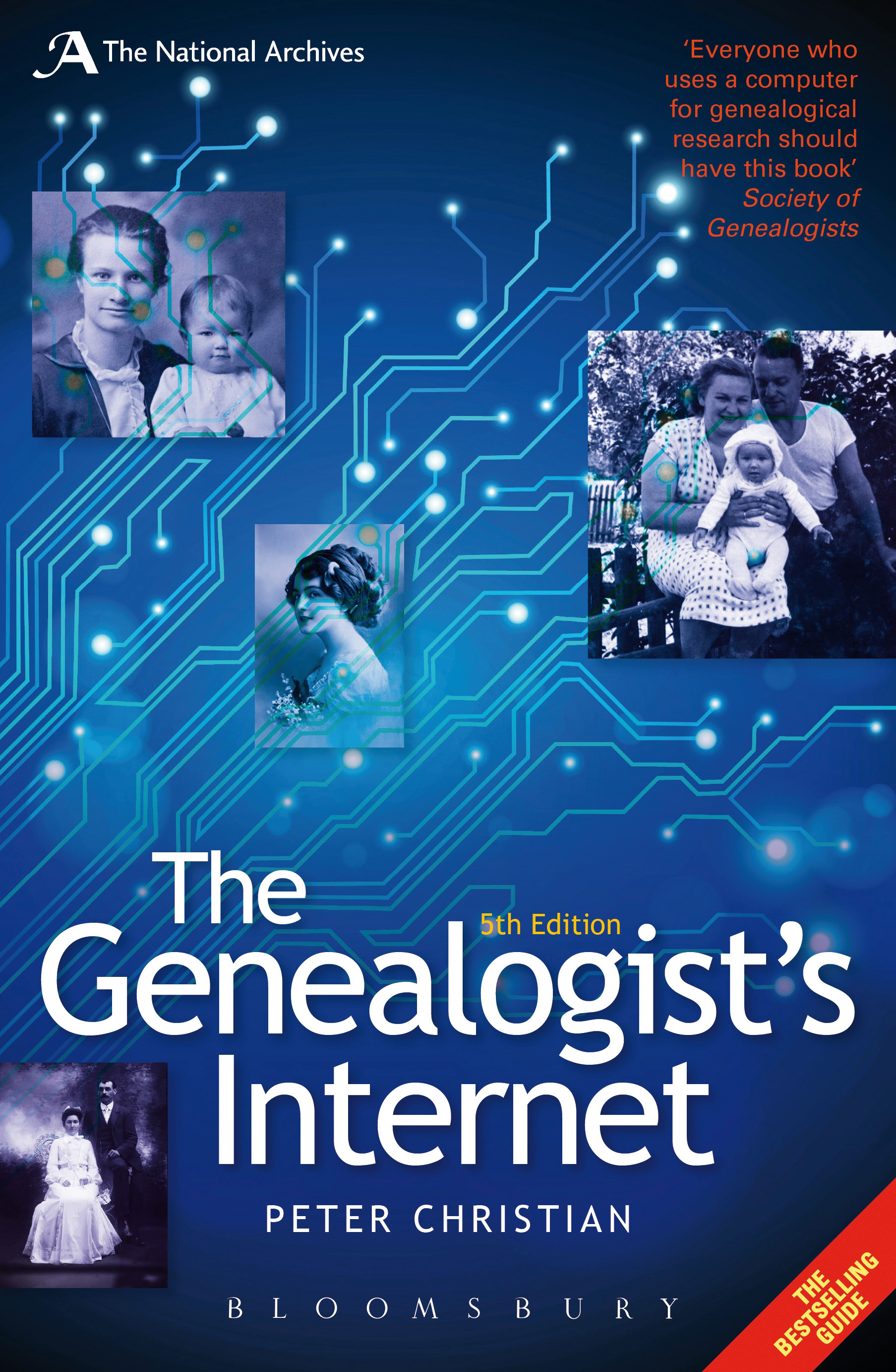 The Genealogist's Internet by Peter Christian, ISBN: 9781408159576
