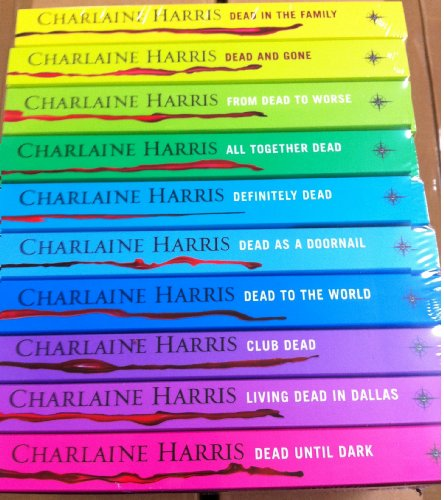 True Blood Shrinkwrapped Collection Set (Sookie Stackhouse Vampire) 10 Book Pack (Sookie Stackhouse) by Charlaine Harris, ISBN: 9783200331594