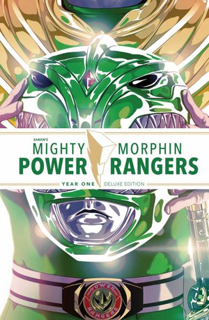 Mighty Morphin Power Rangers Year One: Deluxe by Kyle Higgins, ISBN: 9781684150120