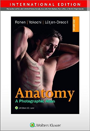 Color Atlas of Anatomy - international edition: A Photographic Study of the Human Body