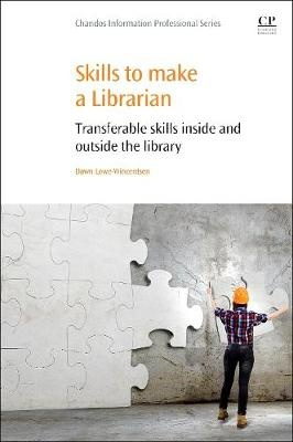 Skills to Make a LibrarianTransferable Skills Inside and Outside the Library