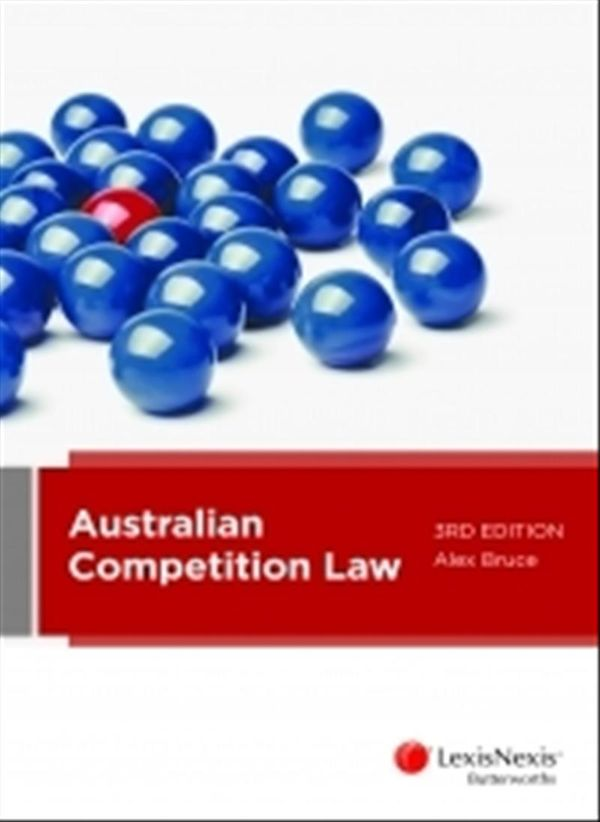 Booko: Comparing prices for Australian Competition Law
