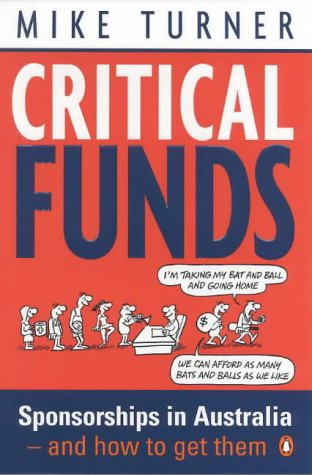 Critical Funds by Turner, Mike; Websdale-Morrissey, Di, ISBN: 9780140288421