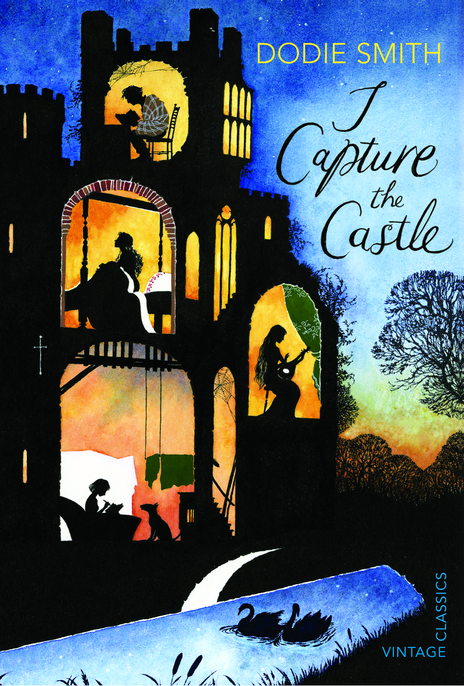 I Capture the Castle by Dodie Smith, ISBN: 9780099572886