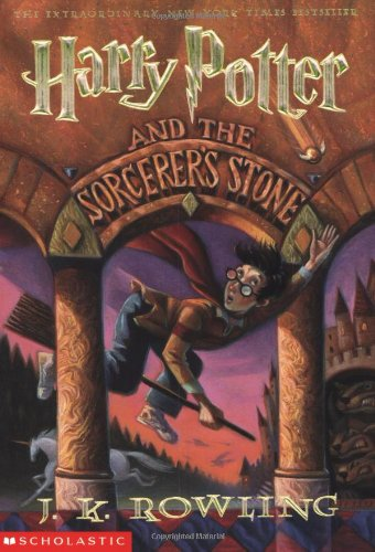 Harry Potter and the Philosopher's Stone A-format adult edition