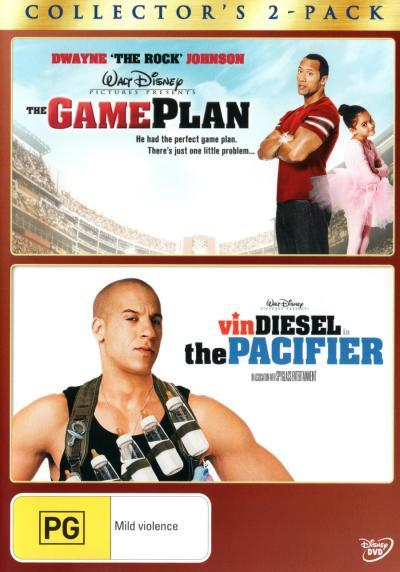 The Game Plan / Pacifier