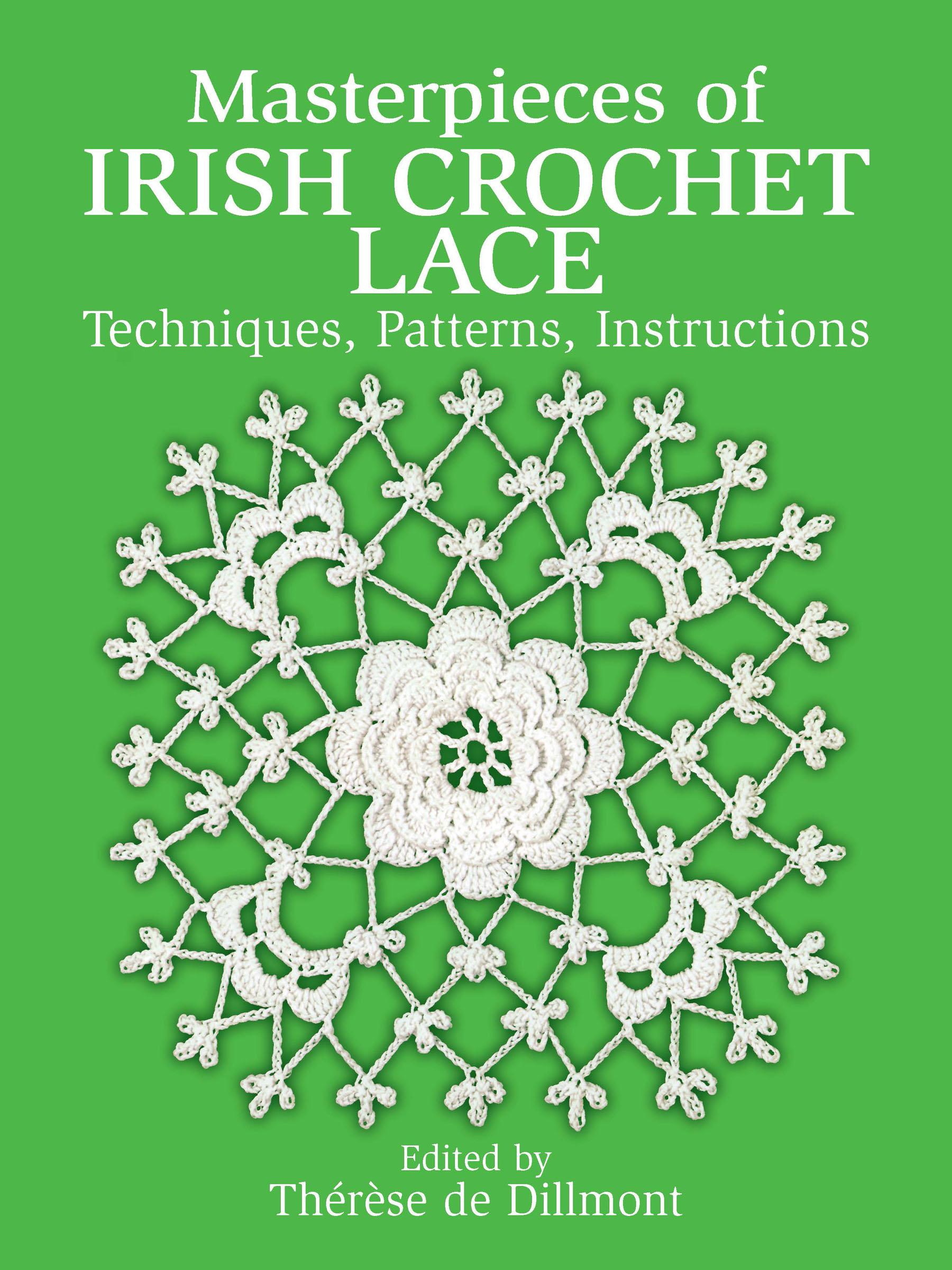 Masterpieces of Irish Crochet Lace
