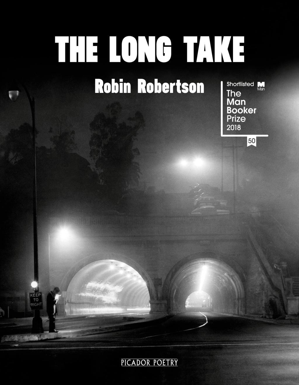 The Long Take by Robin Robertson, ISBN: 9781509846887