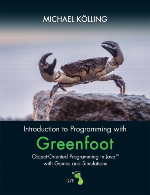 Introduction to Java Programming Using Greenfoot