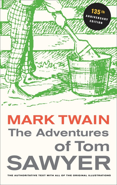 my reasons why i enjoyed reading the book the adventures of tom sawyer by mark twain The adventures of tom sawyer by mark twain is an 1876 novel about a young boy growing up along the mississippi riverit is set in the 1840s in the fictional town of st petersburg, inspired by hannibal, missouri, where twain lived as a boy.