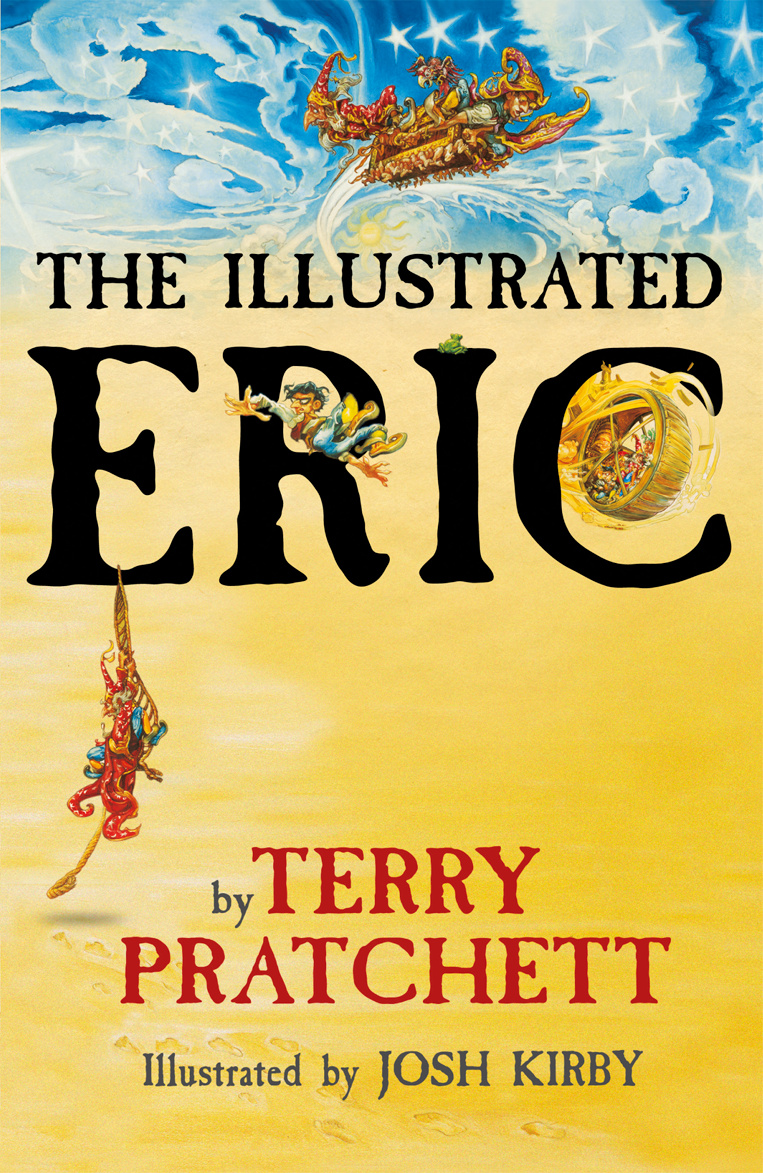 The Illustrated Eric by Josh Kirby, ISBN: 9781473223271