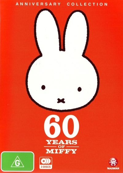 Cover Art for Miffy: 60 Years of Miffy (Anniversary Collection), ISBN: 9322225205222