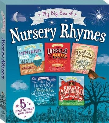 My Big Box Of  Nursery RhymesBonney Press