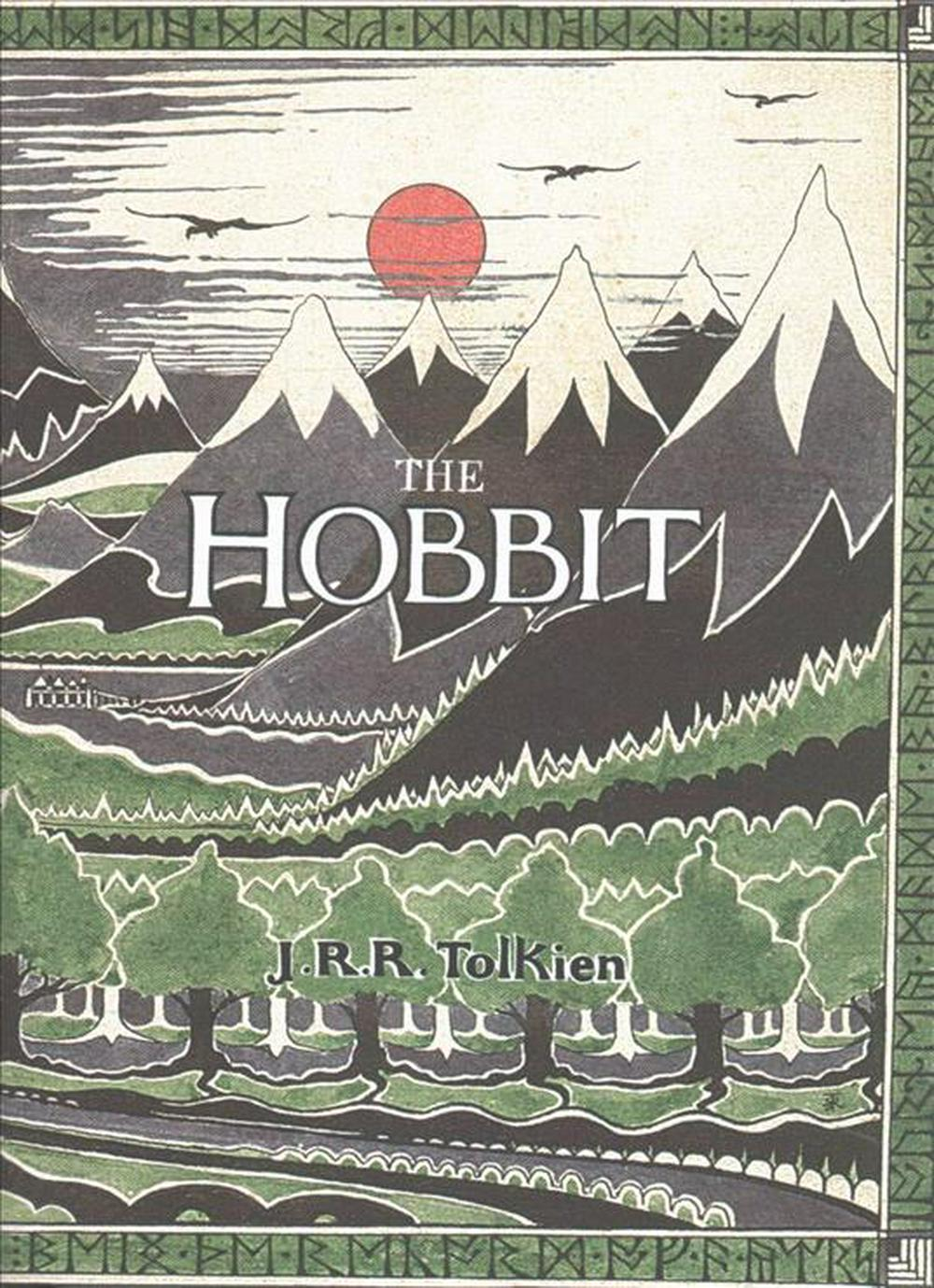The Middle-earth TreasuryThe Hobbit and The Lord Of The Rings [Boxed Set...