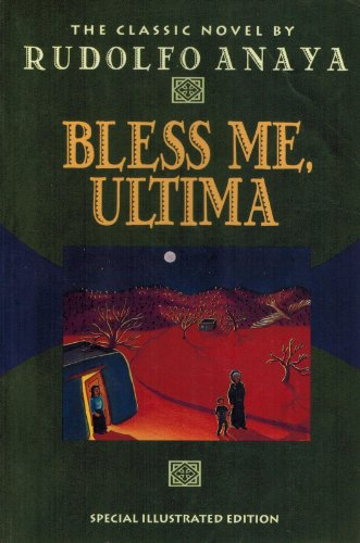 a breakdown of bless me ultima by rudolfo anaya Bless me, ultima is a novel by rudolfo anaya in which his young protagonist, antonio márez y luna tells the story of his coming-of-age with the guidance of his.