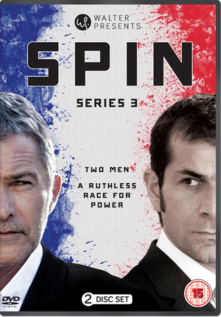 Spin Series 3 [DVD] by Spirit Entertainment, ISBN: 5060105724619