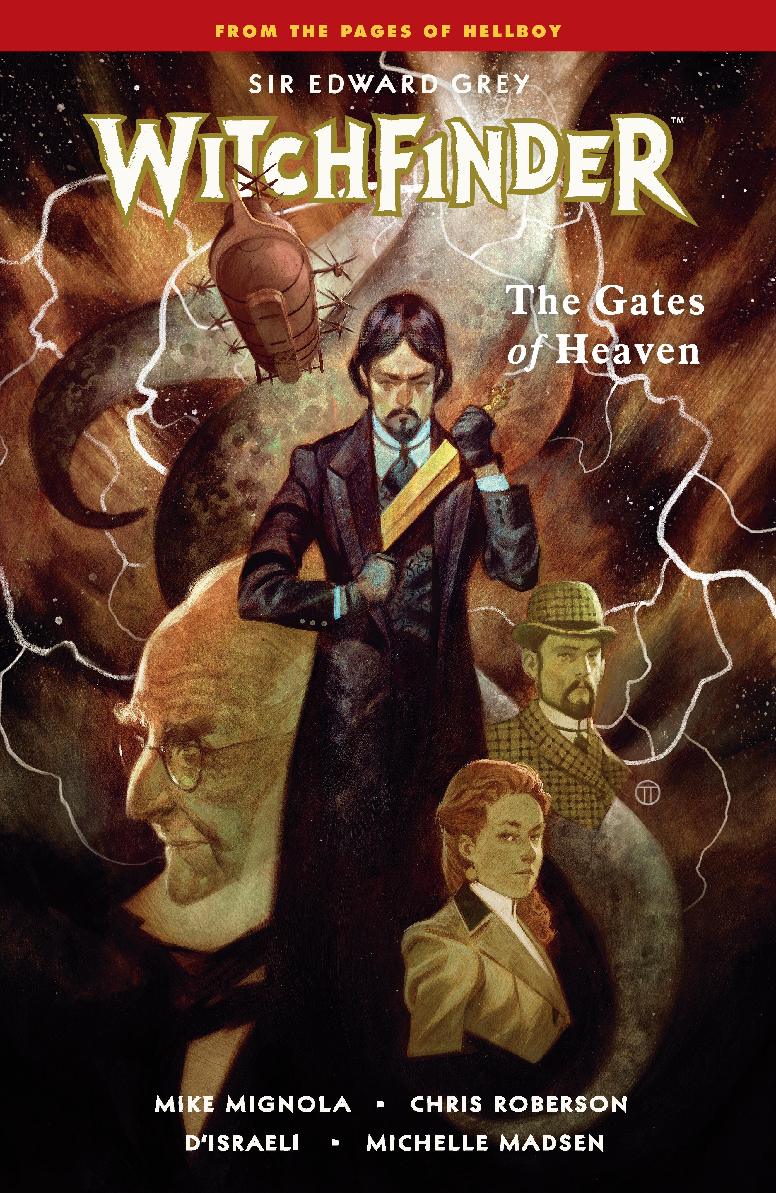Witchfinder - the Gates of Heaven 5