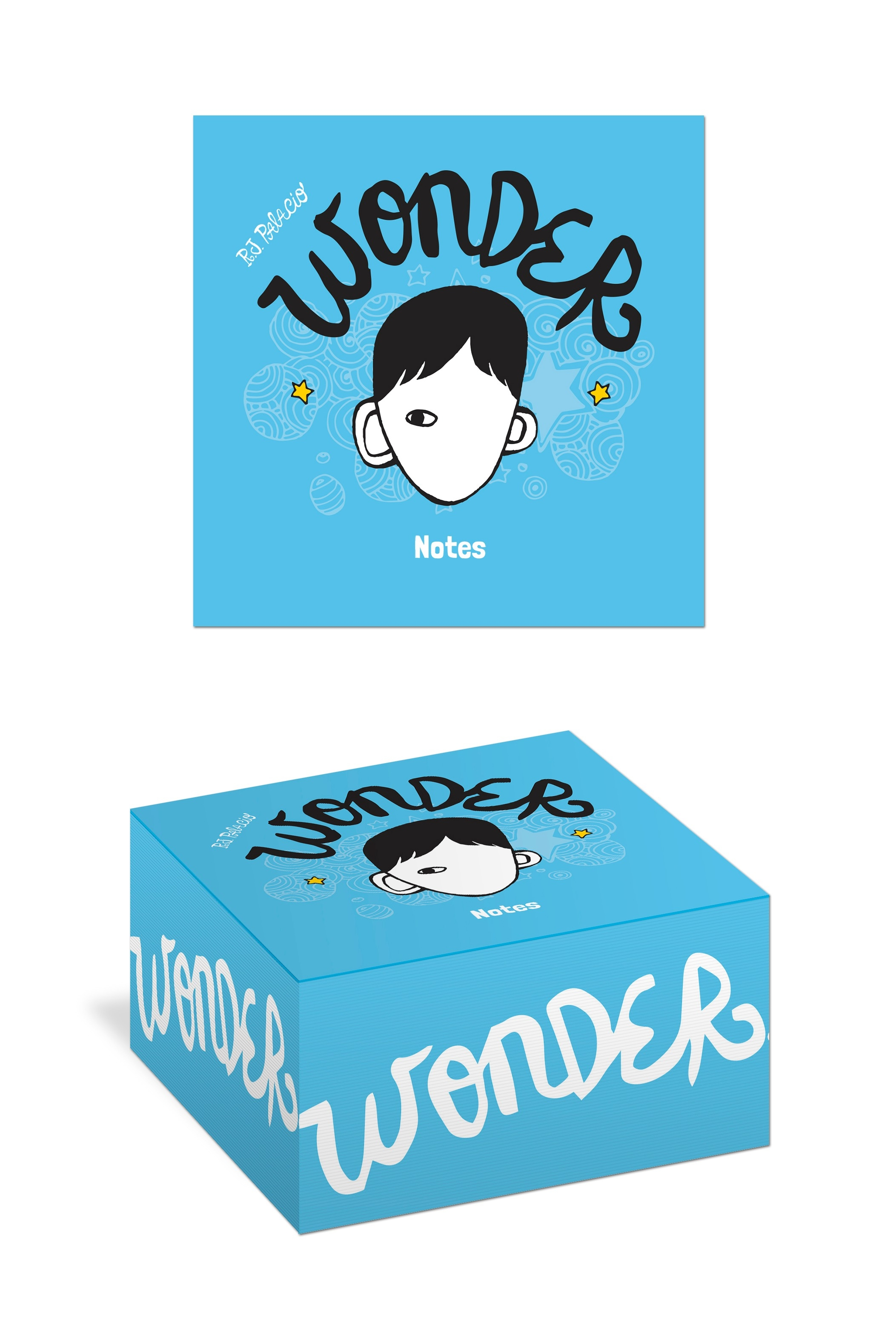 Wonder Notes by R. J. Palacio, ISBN: 9781524759407