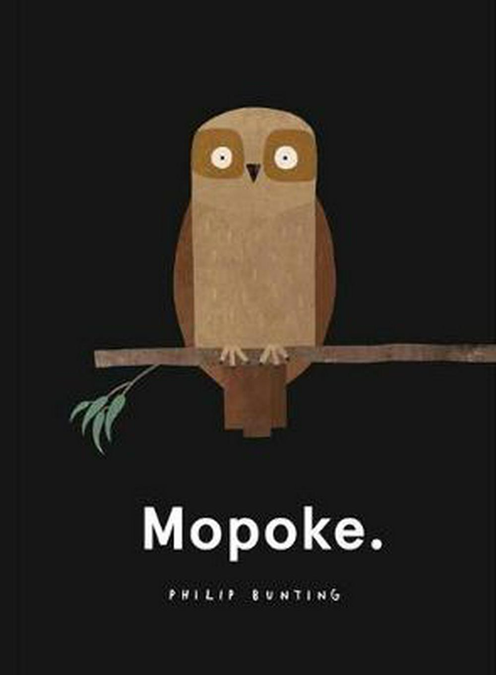 Mopoke. by Philip Bunting, ISBN: 9781742991658