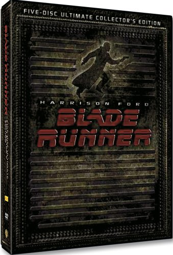 Blade Runner: The Final Cut (5-Disc Ultimate Collectors' Edition) [DVD] [1982]
