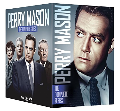 Perry Mason: The Complete Series by Unknown, ISBN: 0032429244246
