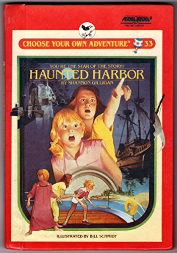 HAUNTED HARBOR # 33 (Choose Your Own Adventure)