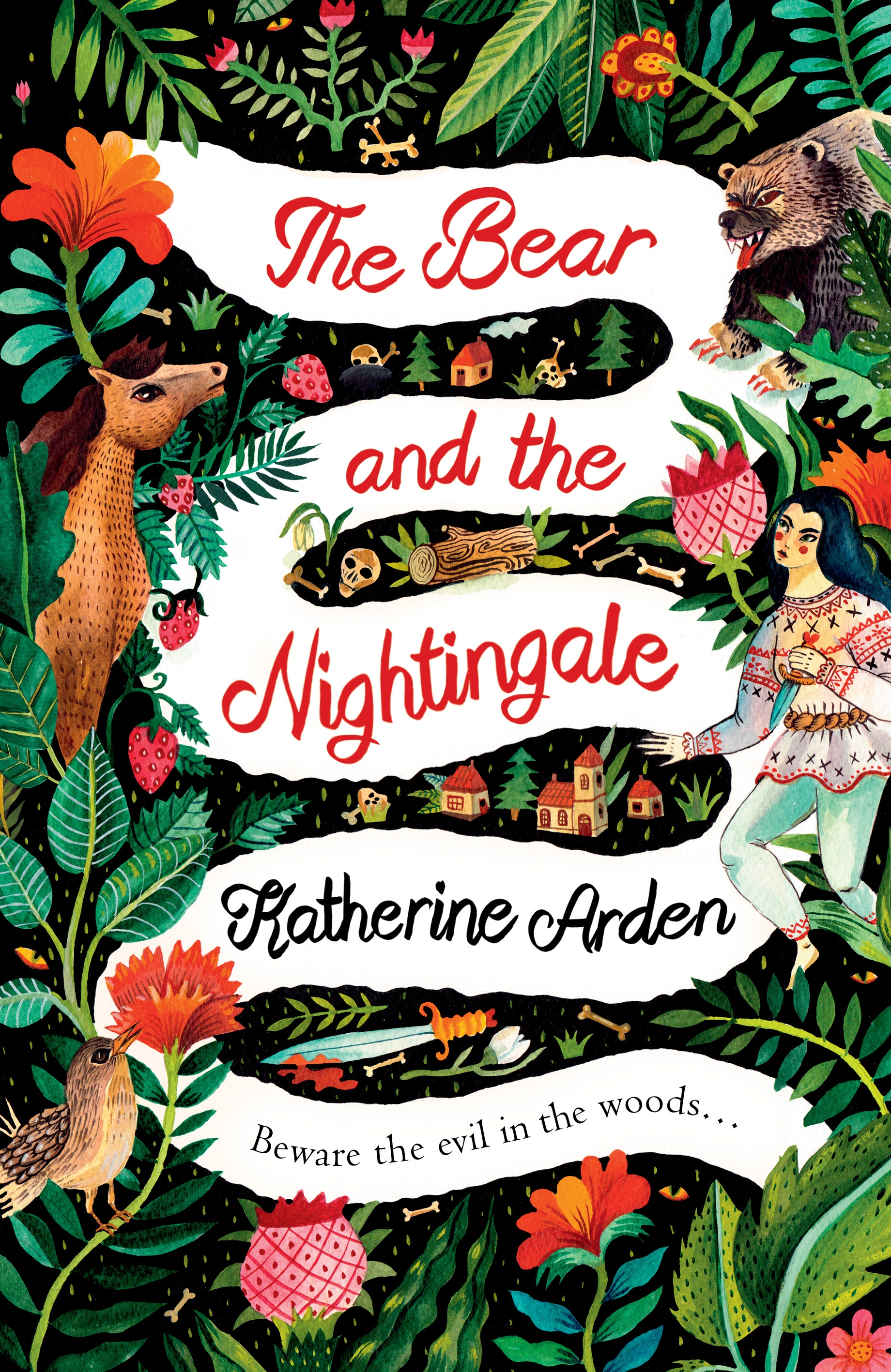 The Bear and The Nightingale by Katherine Arden, ISBN: 9781785031045