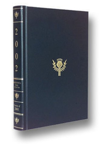 Britannica Book of the Year 2002: Events of the Year 2001 by Encyclopaedia Britannica, ISBN: 9780852298121