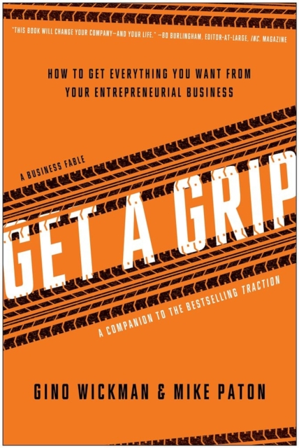 Get A Grip by Gino Wickman, ISBN: 9781939529824