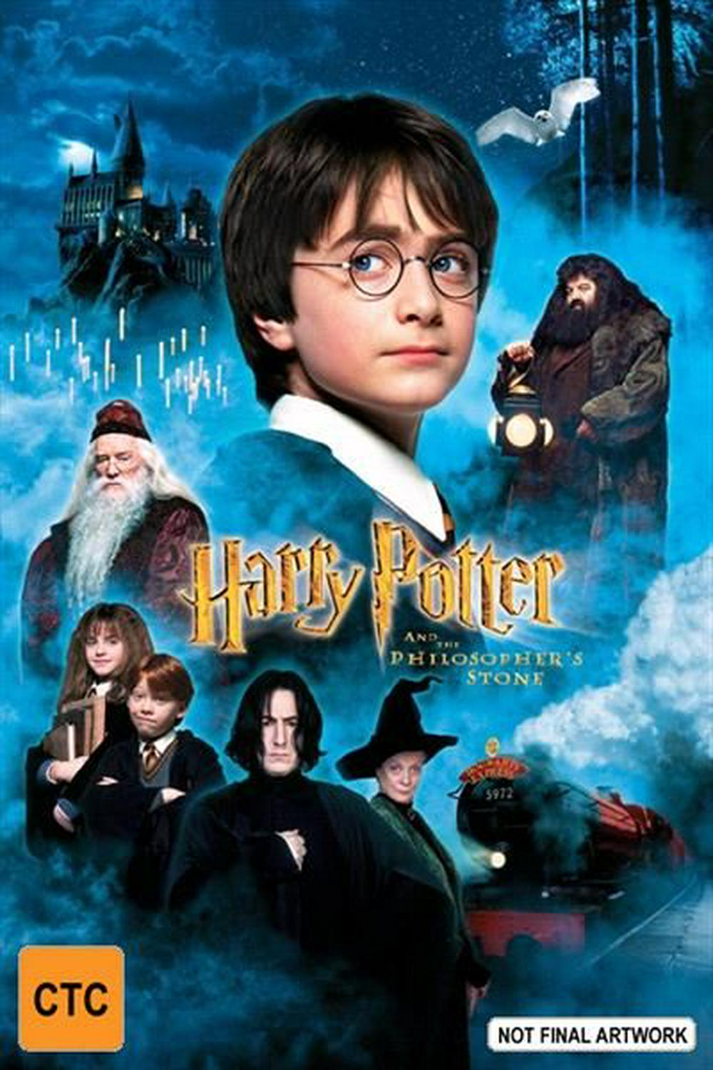 Harry Potter and the Philosopher's Stone (4 Disc Ultimate Edition)