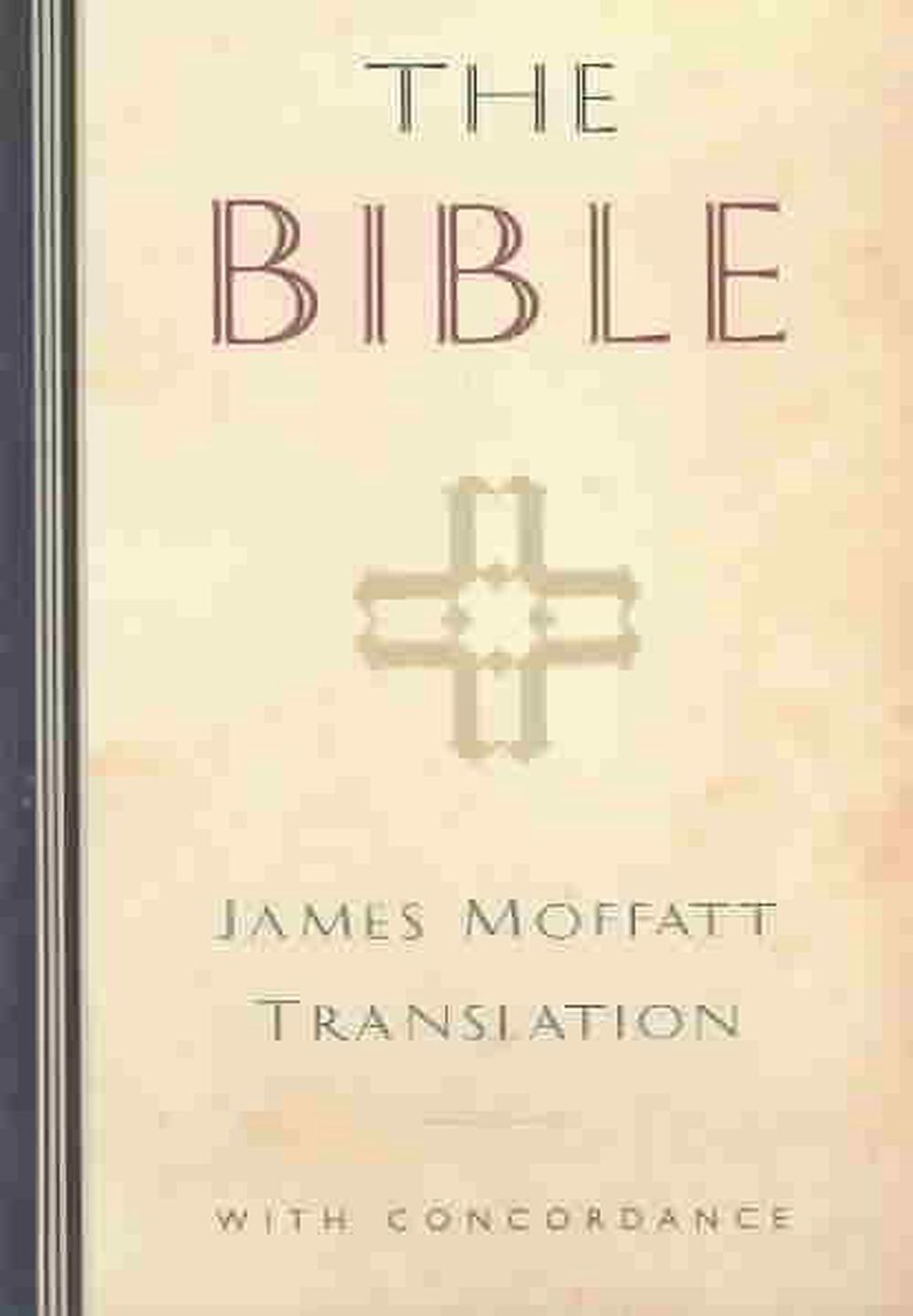 James Moffatt Bible-OE-Non-Sequential