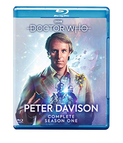 Doctor Who: Peter Davison Complete Season One (BD) [Blu-ray] by , ISBN: 0883929661718
