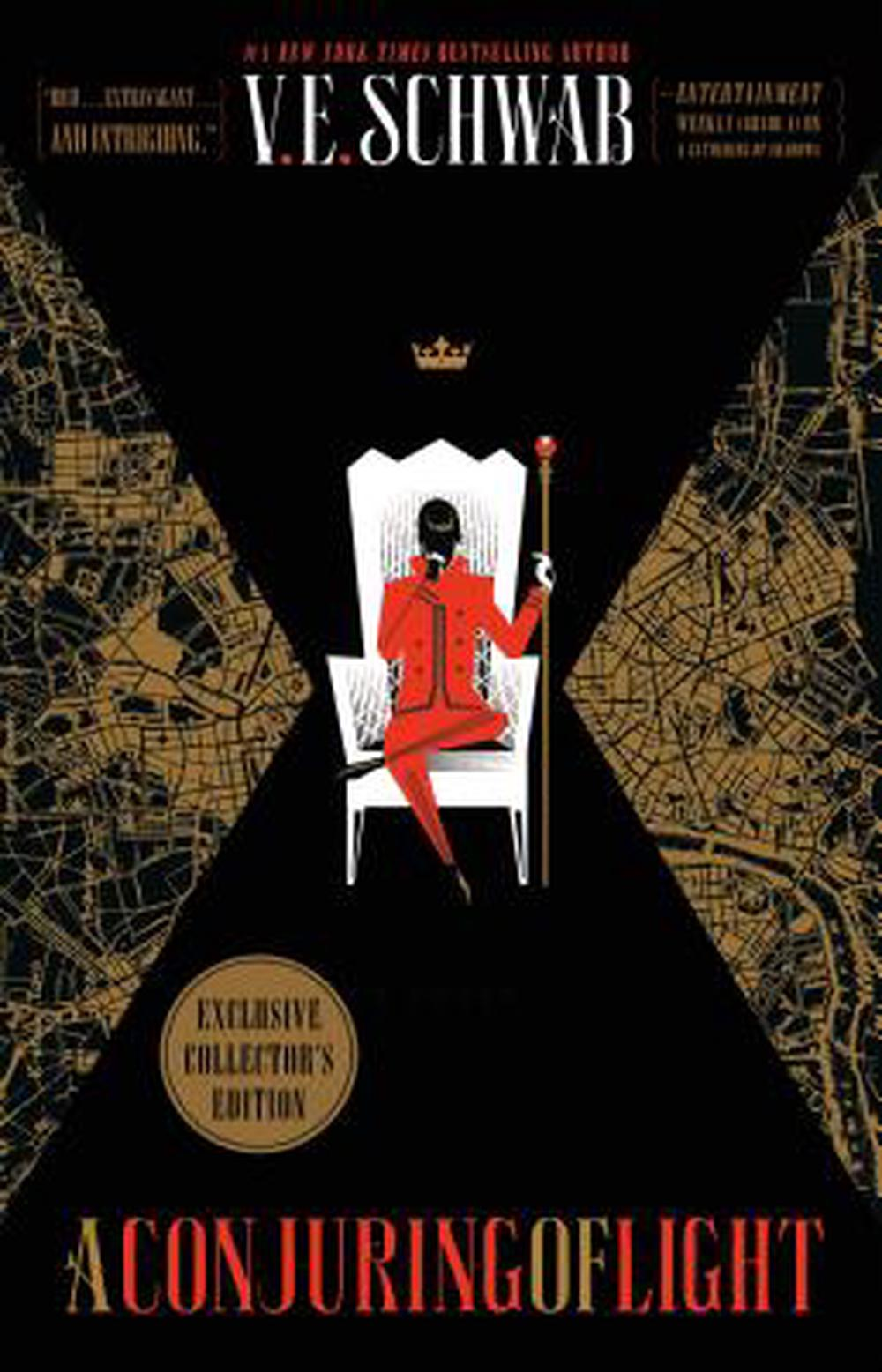 A Conjuring of Light Collector's Edition (Shades of Magic) by V E Schwab, ISBN: 9781250222039