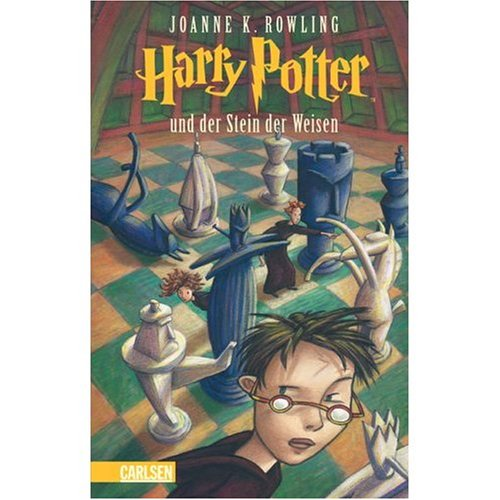 "Harry Potter und der Stein der Weisen (German Audio CD Edition of ""Harry Potter and the Sorcerer's Stone"")"
