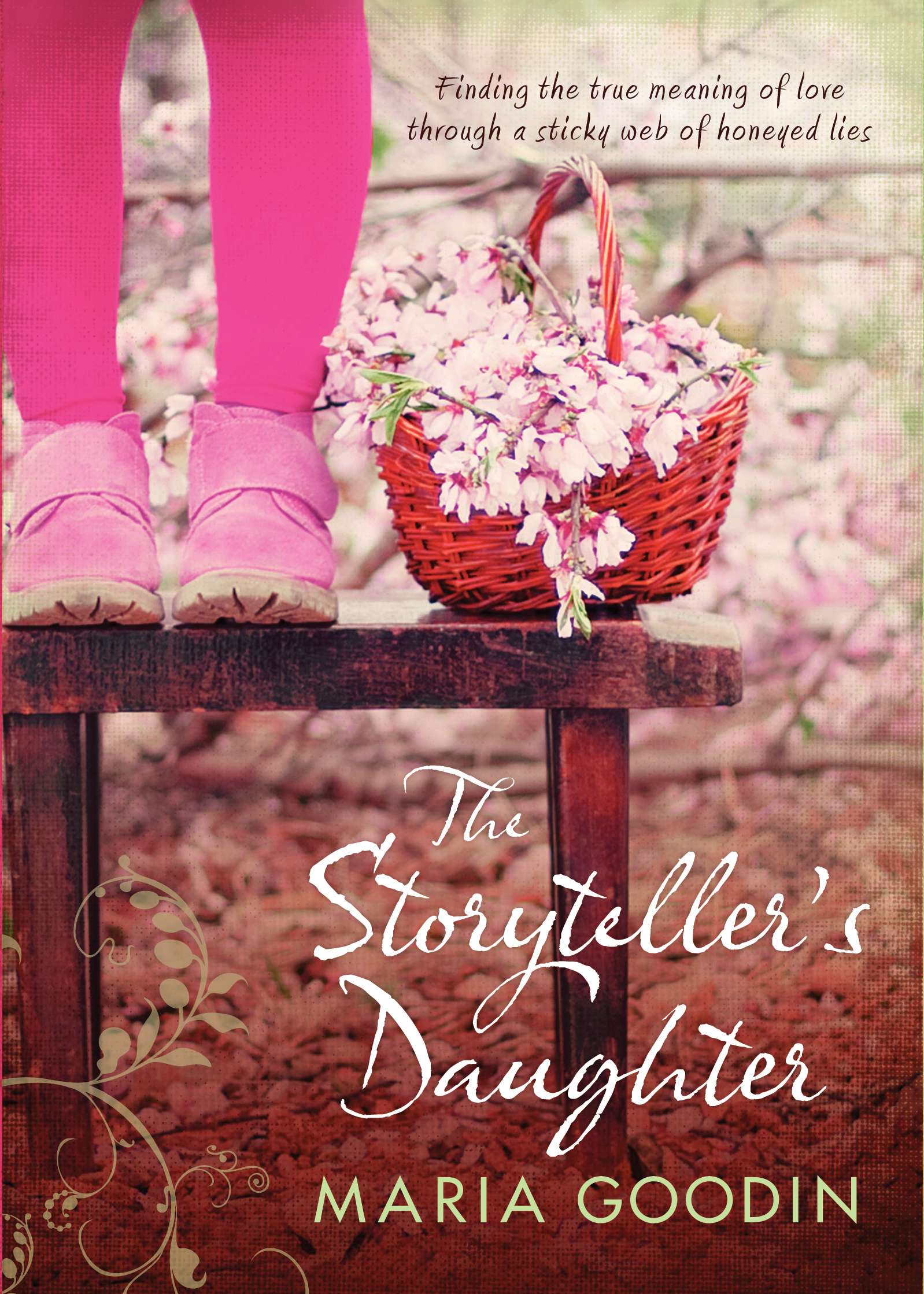 The Storyteller's Daughter by Maria Goodin, ISBN: 9781743312865