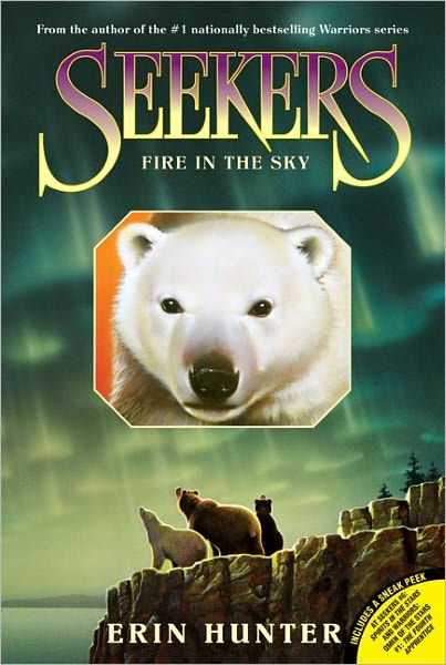 Seekers #5: Fire in the Sky
