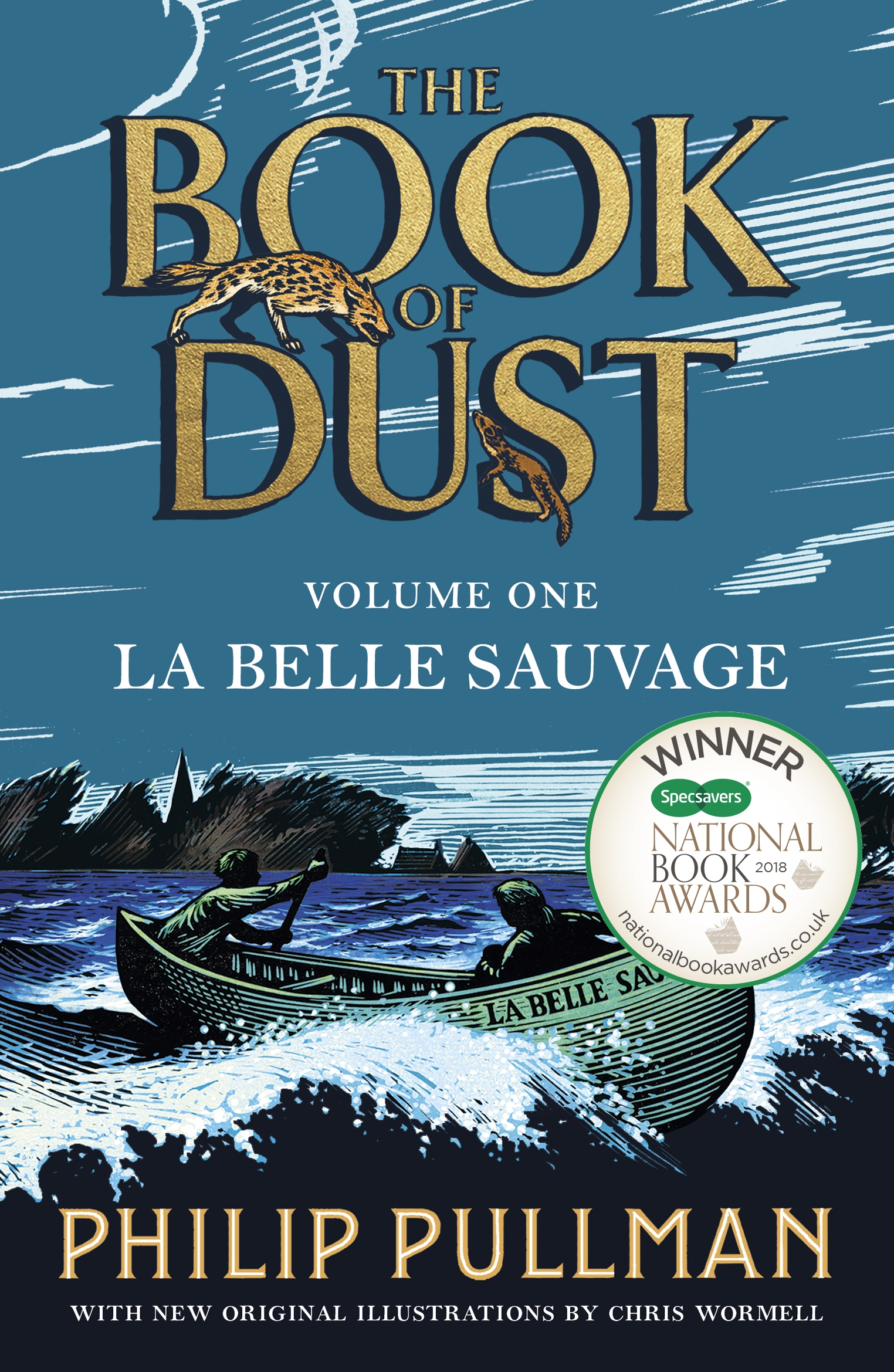 The Book Of Dust: Book 1