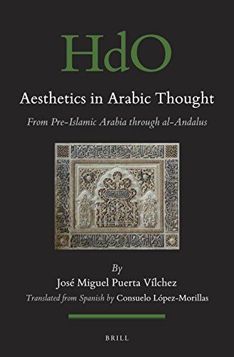 A History of Aesthetic Thought in Arabic Culture (Handbook of Oriental Studies: Section 1; The Near and Middle East) by José Miguel Puerta-Vilchez, ISBN: 9789004344952