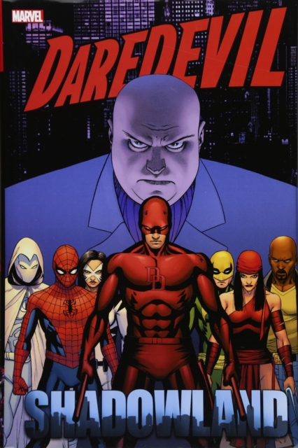 Daredevil: Shadowland Omnibus by Andy Diggle, ISBN: 9781302910372