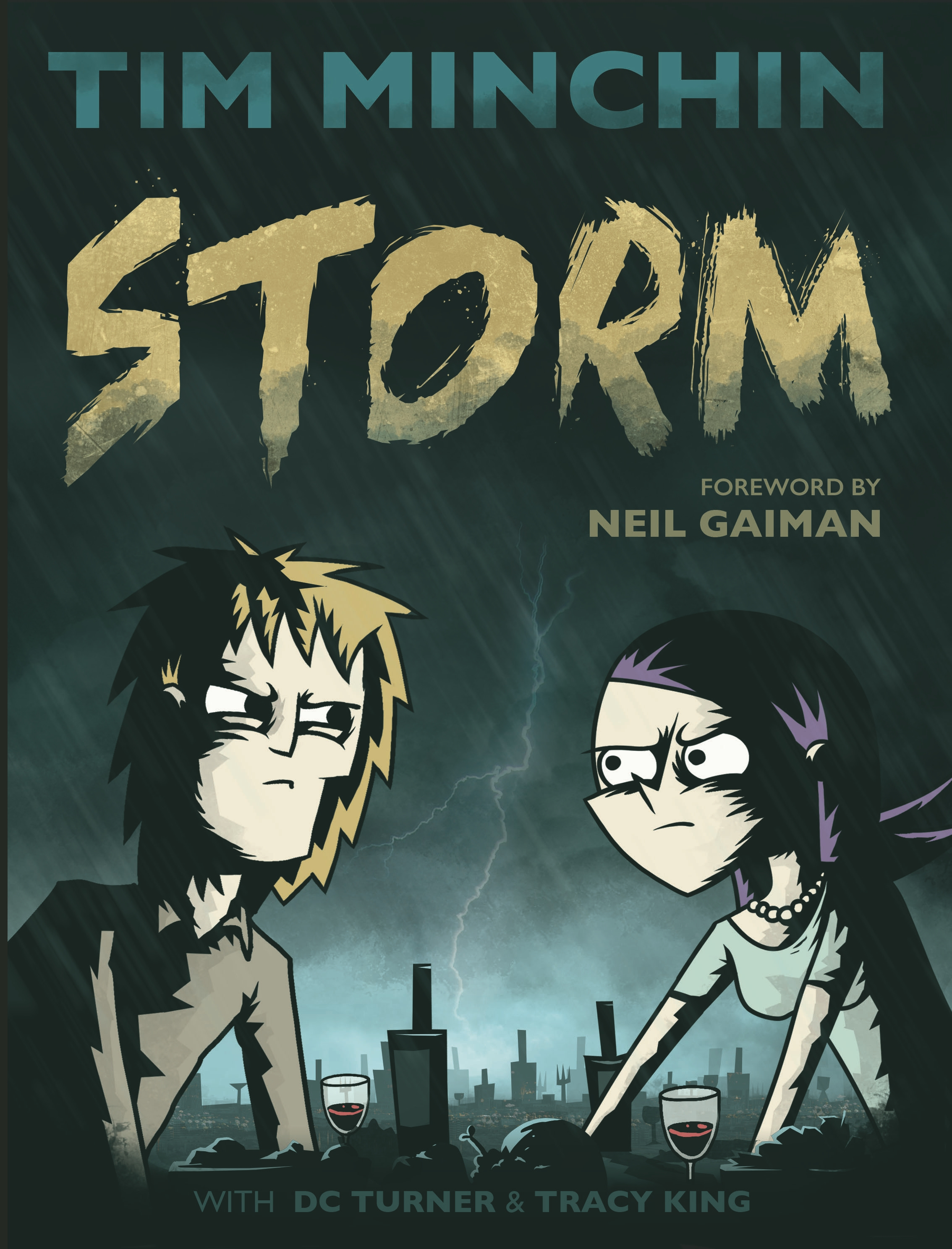Storm by Tim Minchin, ISBN: 9781409156253