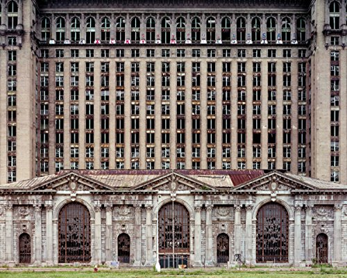 The Ruins of Detroit by Yves Marchand, ISBN: 9783869300429